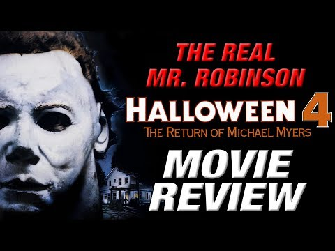 HALLOWEEN 4: THE RETURN OF MICHAEL MYERS (1988) Retro Movie Review