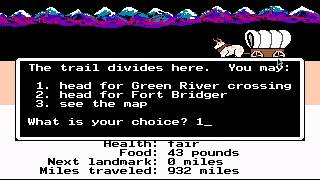 Let's Drown Out... Oregon Trail