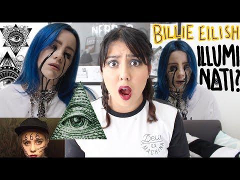 Konspirasi TERSERAM!: Billie Eilish Illuminati?!   #NERROR