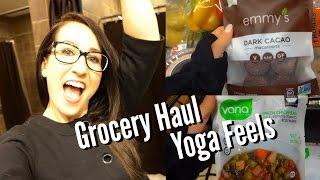 Grocery Haul & Yoga Feels | Ep. 49