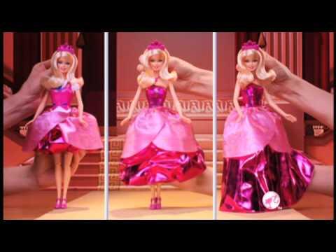 Barbie apprentie princesse youtube - Desanime de barbie princesse ...