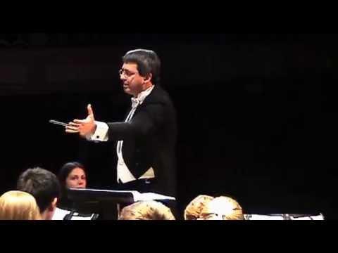 Tchaikovsky - March Slave TRYPO Efraín Amaya Conductor