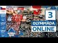 Šmelina s odznáčky a požár blízko olympijské vesnice | Olympiáda online MP3