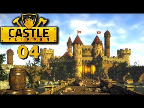 Castle Flipper #04: Ausbau unseres neuen Eigenheims [Let's Play][Gameplay][German][Deutsch]