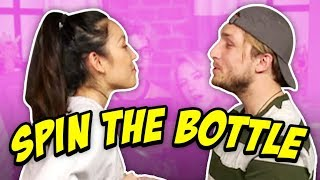 SPIN THE BOTTLE RETURNS (Squad Vlogs)
