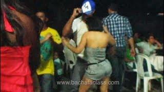 Bailando Bachata En CHERCHA | Santiago Republica Dominicana
