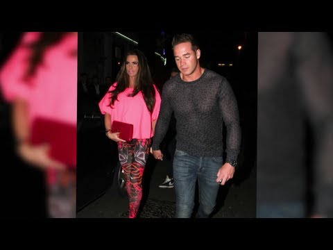 Pregnant Katie Price Celebrates Her 35th Birthday With Kieran Hayler