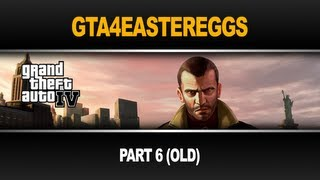 Grand Theft Auto IV Secrets + Glitches + Easter Eggs Part 6