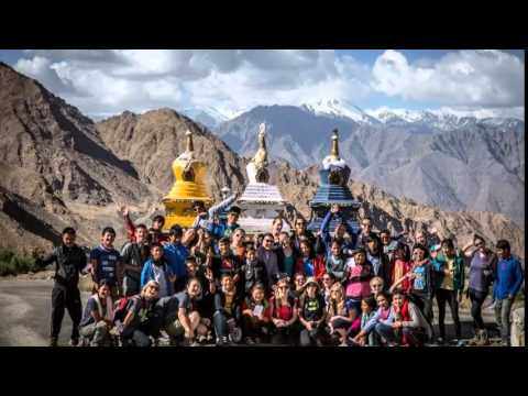 National Geographic Student Expeditions- India 2014