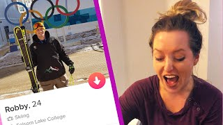 I Went On A Date With An Olympian (Vertical Video)