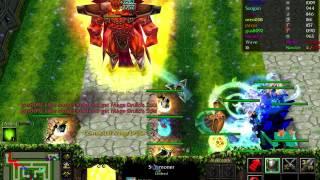 Warcraft 3: Green Circle TD Mega