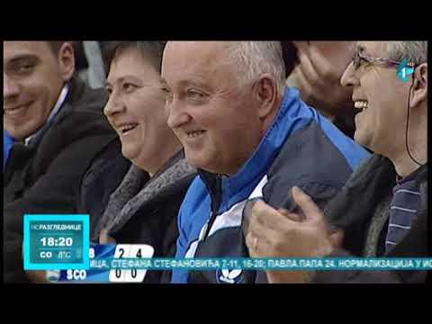 Kup Evrope u stonom tenisu za žene u velikoj dvorani SPENS-a