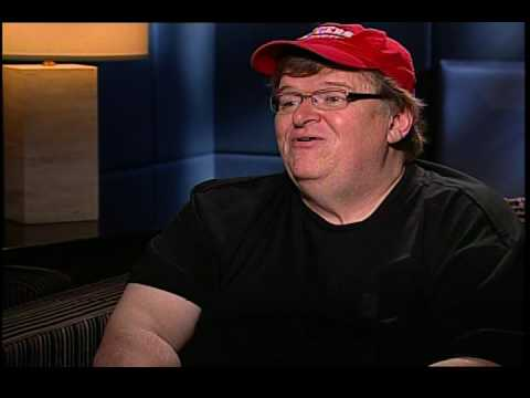 Michael Moore interview for Capitalism: A Love Story