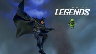 DC Comics Legends iOS Gameplay HD