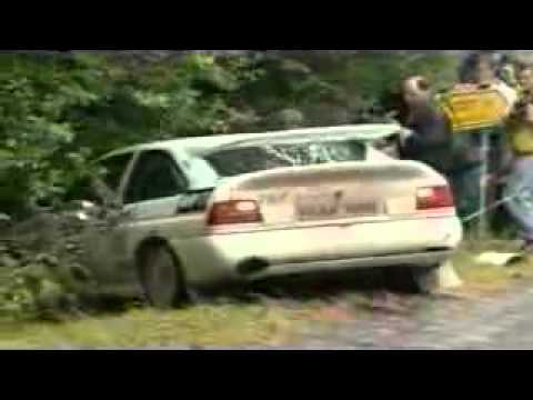 FRANCE Top Rally Crash Compilation part 8  da ridere.3gp