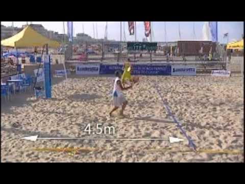 MOVIE | ビーチテニス紹介ビデオ