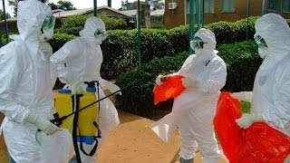 Doctors work to isolate Ebola outbreak in Guinea  4/1/14  (Virus)