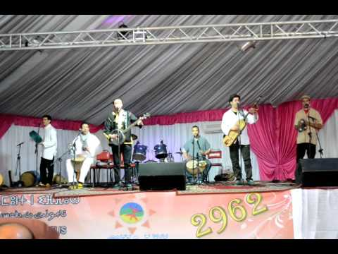 Afellah by IMAZZALEN BAND