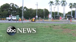 3 dead in shooting at Pearl Harbor Naval Shipyard