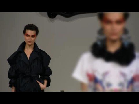 Viktor & Rolf Spring 2009 Fashion Show (Full)