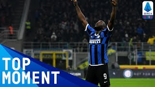 Lukaku at the double to put Conte's side level on points with Juve | Inter 4-0 Genoa | Serie A TIM