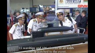 Báo Nga nêu khả năng Việt Nam muốn mua tàu ngầm Amur