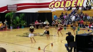 Daniela's and Malie's Prelims - 2017 Kiki Raina 13-15 Advanced