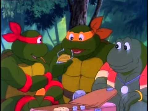 Teenage Mutant Ninja Turtles - S05 E17 - Leonardo, The Renaissance Turtle