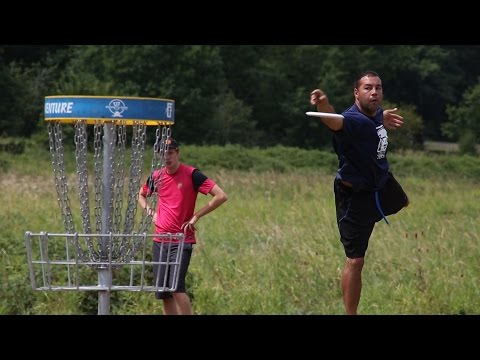 2014 PDGA Pro Worlds: Round 6 Chase Card (Feldberg, Williams, Rico, Lizotte)