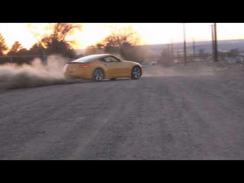 Nissan 370Z Промо