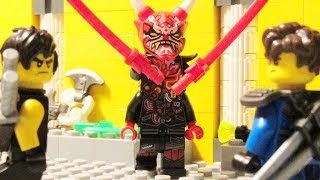 LEGO Ninjago Ressurection - Episode 2: Oni Legend
