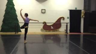 Adagio in the Center (class n.8)
