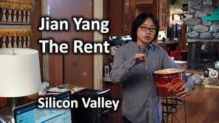 Jian Yang and the Rent 😂 Silicon Valley (Jimmy O. Yang)