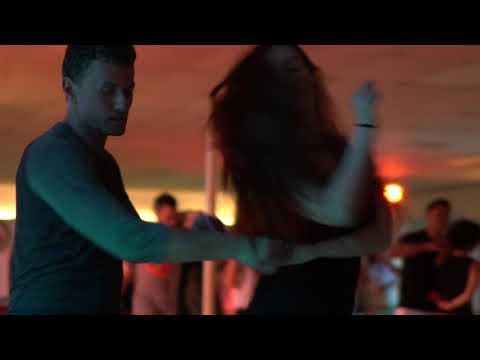 ZESD2018 Social Dances Stephany & Pawel ~ Zouk Soul