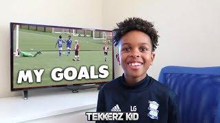 I Played Aston Villa - Southampton & West Brom!   Tekkerz Kid Academy Goals!