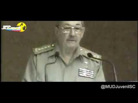 Raúl Castro -【HAY QUE BORRAR LA REVOLUCIÓN】