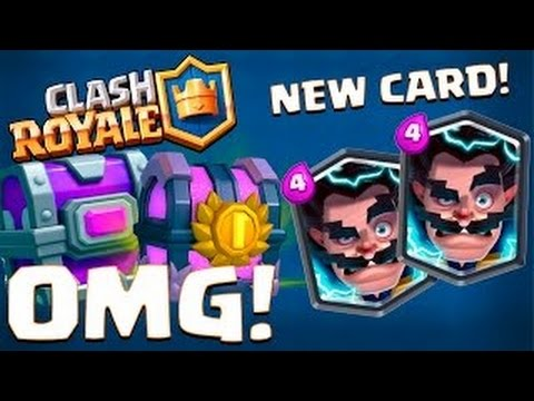 ELECTRO WIZARD SOUND EFFECTS! | CLASH ROYALE NEW ELECTRO WIZARD SOUNDS!