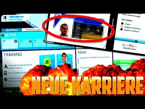 FIFA 16 : NEUE KARRIERE AM START ! - ERSTER MONSTER TRANSFER - NEUE KARRIERE #01