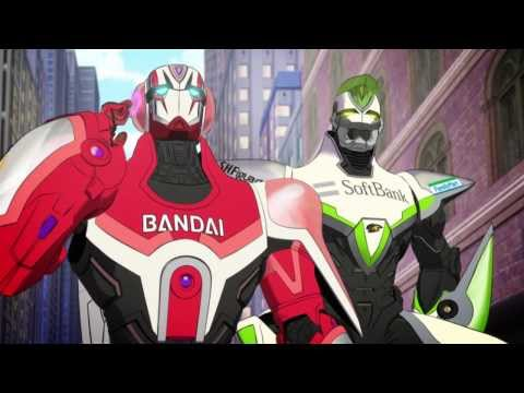 Official TIGER & BUNNY The Movie The Beginning - US Trailer  DVD&Blu-Ray Avail. 10/1