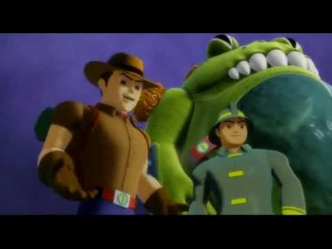 """""""Operation Space Rescue""""- Imaginext® Videos 