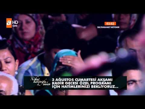 Abdurrahman Önül - Hz Ali { Sahur Özel } 31.07.2013