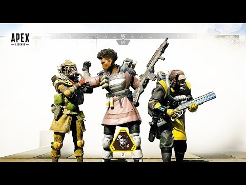 Apex Legends WTF & Funny Moments #12