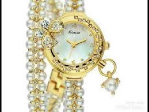 Latest Fashion Design Stylish Girls Watches