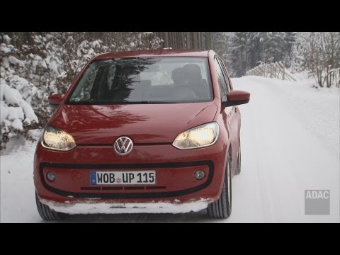 Autotest: VW up! EcoFuel BMT