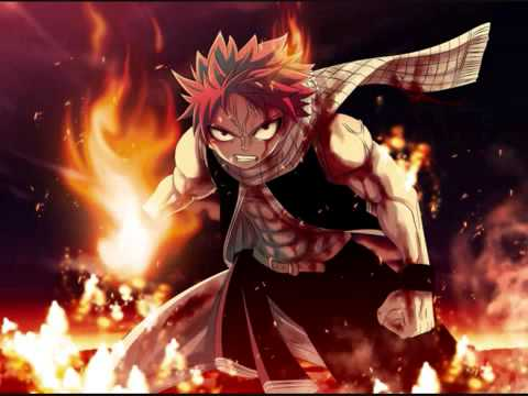 Fairy Tail Natsu's Theme Extended   Youtube video