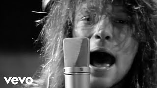 Watch Bon Jovi Born To Be My Baby video