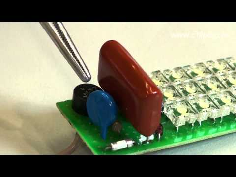 Драйверы для светодиодных матриц своими руками