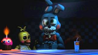 Toy Chica Loves Sharing Candy [re-voiced]