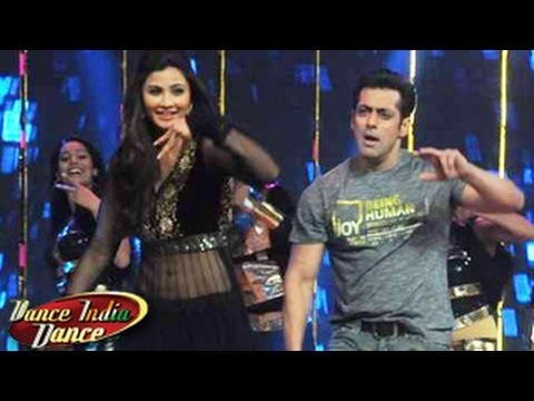 Salman Khan on Zee Tvs Dance India Dance Season 4