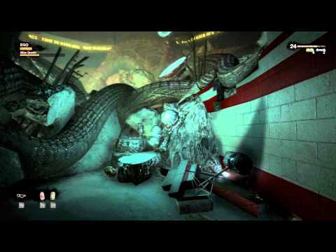 Duke Nukem forever gameplay no mestre alien Queen